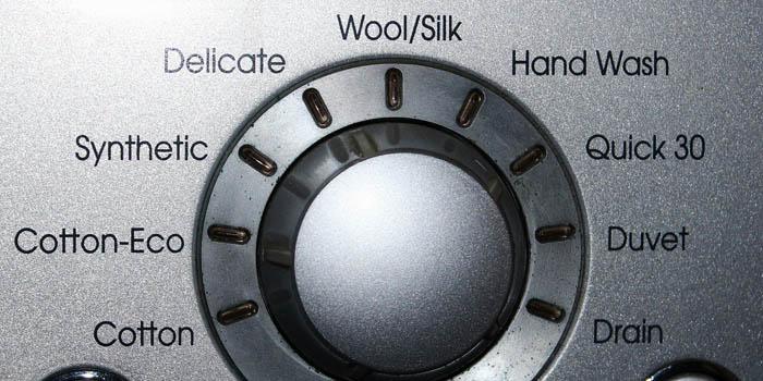 programma lavaggio lavatrice